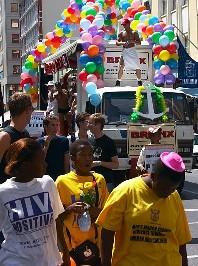 Pride March Kapstadt 2005 (c) pbase.com
