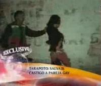 Torturan a travesti en el Perú