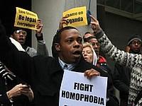 Demonstration Uganda
