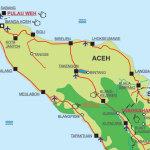 Karte Aceh