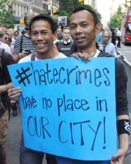 #hatecrimes CC BY-NC 2.0 Flickr