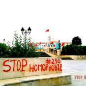 Graffiti in der tunesischen Hauptstadt Tunis, © Mawjoudin